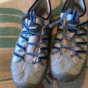 Speedo River Shoes Size 12. Like New.